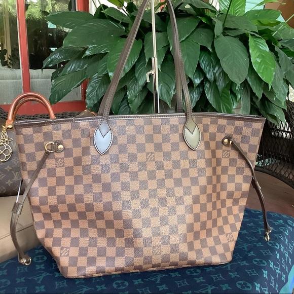 Louis Vuitton Handbags - 🌸💯Louis Vuitton Damien Ebene  Neverful MM🌸